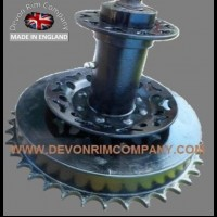 "BSA B20-M20 Range 5.5'' & 7"" Fixed Sprocket Single Sided Rear"