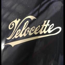 Velocette - Valtru Stainless Rim & Spoke Kits