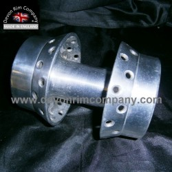 STANDARD DUAL & SINGLE INVERTED FLANGE HUB FITMENTS