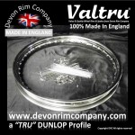 "VIN1-KIT 20"" WM1 Valtru Stainless Rim for Vincent Front"