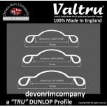 """00-VT 18"""" Valtru Stainless Rim for"""