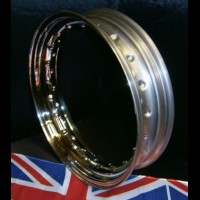 3.5 WIDE STAINLESS STEEL RIMS