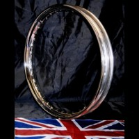 Devon British Chrome Wheel Rims