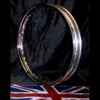 WM1 (1.60) WIDE STAINLESS STEEL RIMS